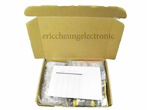 510value 4270pcs 1w 2w 3w 1 2w 1 4w Metal Film Resistor Assortment Box Kit