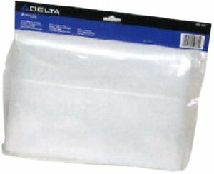 Delta 1 Micron Top Bag For 50 720 And Ap400 Dust Collector Power Tool Accessory
