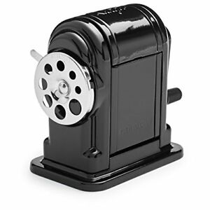 X acto Wall Mount Pencil Sharpener Vintage Boston Metal School Desk Crank Manual