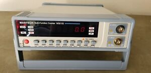 Multi function Digital Frequency Counter 10hz To 1 3ghz Mastech Ms6100