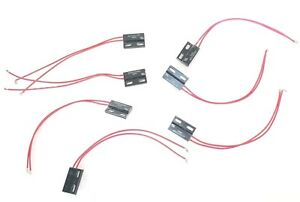 Lot Of 7 Hamlin 5800 Magnetic Reed Switches