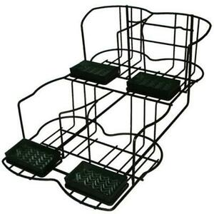 Commercial Four 4 Pot Station Airpot Rack Coffee Dispenser Stand Server Apr4