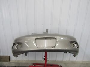 1998 2002 Firebird Trans Am Formula Ws6 Oem Front Bumper Cover Pewter O1