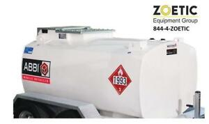 Western Global Abbi 20art 487 Gallon Transportable Fuel Storage Tank tank Only