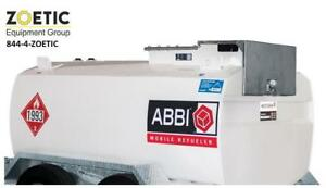 Western Global Abbi 27art 710 Gallon Transportable Fuel Storage Tank tank Only
