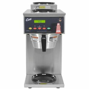 Curtis Alp3gt12a000 12 Cup Coffee Brewer With 3 Warmers 120v
