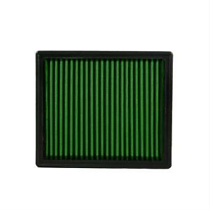 Green High Performance Factory Replacement Air Filter 2014