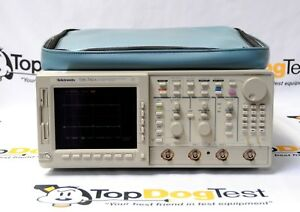 Tektronix Tds782a Oscilloscope 1ghz 2ch Calibrated W Warranty
