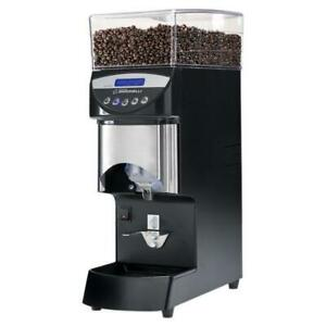 Nuova Simonelli Mythos Basic On Demand Espresso Grinder 75mm Steel Burrs