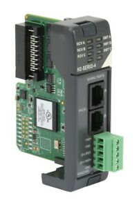 Koyo Automation Direct Logic 205 Series Rs232 H2 serio 4 Module Communication