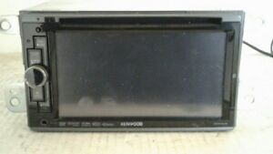 Aftermarket Kenwood Ddx616 Am Fm Dvd Cd Bluetooth Hd Radio