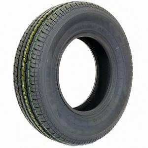2 two New St205 75r14 Premium Trailer King St Radial Tires R14 8 Ply 2057514
