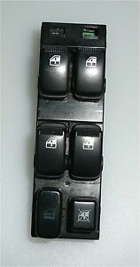 2003 2004 2005 2006 2007 2008 2009 Kia Sorento Master Power Window Switch