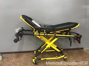 Stryker 6085 Performance Pro Xt Ambulance Cot Stretcher Ems 700 Lbs