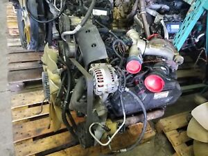 2000 2003 Ford F350 F250 7 3l Powerstroke Diesel Engine Complete Tag As13441