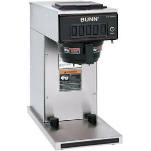 Bunn 23001 0040 Cw15 tc Pourover Thermal Carafe Coffee Brewer 120v