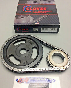 Cloyes 9 3104 5 Big Block Mopar 383 440 005 Shorter True Roller Timing Set