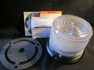 Soundoff Signal Elb45bcl0wc 4500 Series Led 4 Beacon Class 1