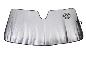 2019 2020 Vw Volkswagen Jetta Front Window Windshield Sun Shade Visor Oem New