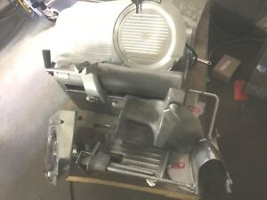 Hobart 1712e Meat Deli Slicer Commercial Comes With Extras
