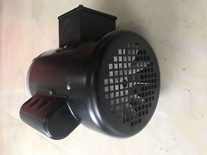 3 4 Hp Electric Motor 1 Ph 1750rpm 5 8 Shaft 115 230 V Machinery Applicable
