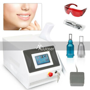 Professional Q switch Nd Yag Laser Tattoo Removal Freckle Removal Cosmetic Salon