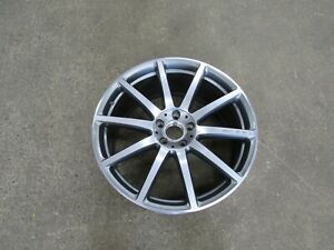2015 2016 2017 Mercedes Benz S63 Amg 9 5 X 20 Factory Oem Wheel Rim Rear V17
