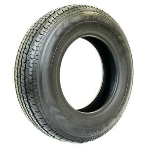 4 Four New St205 75r15 Premium Trailer King St Radial Tires 8ply 2057515 Tks49