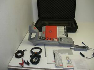 Radiodetection Rd400 Pdl M Hctx 433 Fault Find Utility Cable Pipe Locator