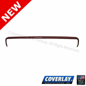 Maroon Dash Board Cover 12 304 Mr For Ltd Crown Victoria Coverlay