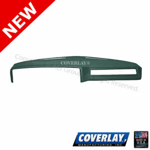 Dark Green Dash Board Cover 18 605 Grn For Bel Air Front Upper Coverlay