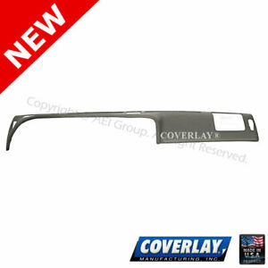 Taupe Gray Dash Board Cover 12 307 tgr For Thunderbird Front Upper coverlay