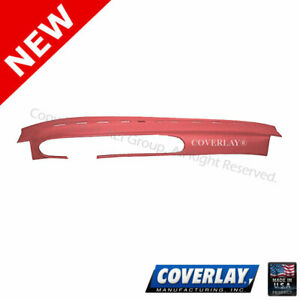 Red Dash Board Cover 20 944 rd For Porsche 944 Front Upper coverlay