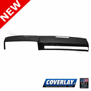 Black Dash Board Cover 18 601 Blk For Blazer K5 Coverlay