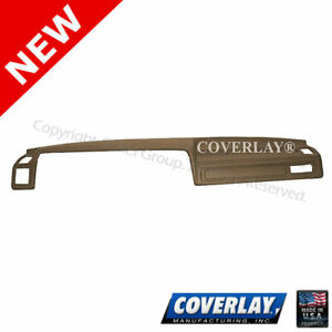 Light Brown Dash Board Cover 11 315 Lbr For Toyota Corolla Coverlay
