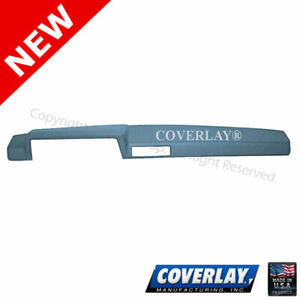 Light Blue Dash Board Cover 10 720 lbl For Datsun 720 Pickup coverlay