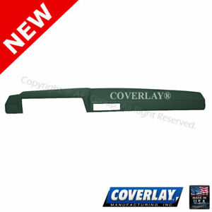 Dark Green Dash Board Cover 10 720 grn For Datsun 720 Pickup coverlay