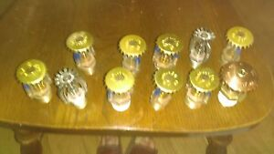 11 Fire Extinguisher Sprinkler Heads