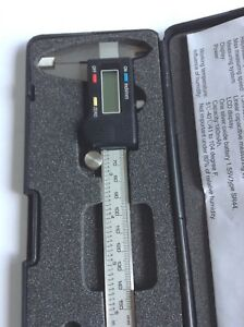 Blue Point Tools Model Mcal6 Electronic Digital Caliper Sold By Snap On