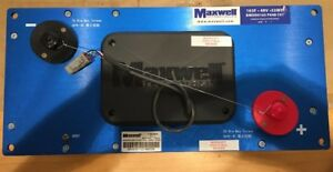 Maxwell Tech Capacitor Ultracapacitor 165f 48v Module Bmod0165p048c01 Chassis Mt