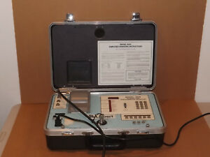 Liebert Model 3600 Power Line Disturbance Monitor