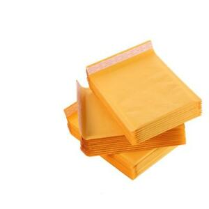 130 150mm 100pcs lots Bubble Mailers Padded Envelopes Packaging Shipping Bags