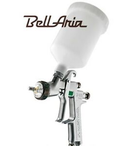 Anest Iwata W 400 144g 1 4mm W400 144g Bellaria Spray Gun Wit Cup Dhl Express