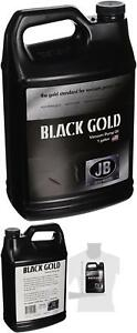Jb Industries Dvo 24 Bottle Of Black Gold Vacuum Pump Oil 1 Gallon Brand New