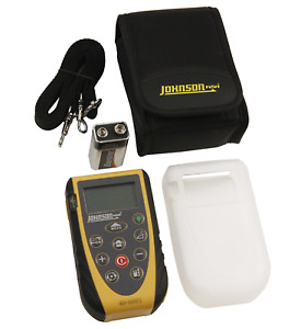 Johnson Level And Tool 40 6001 Laser Distance Measuring Tool