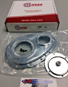 Cloyes 9 221 Small Block Chevy Quick Button 2 Pc Timing Cover