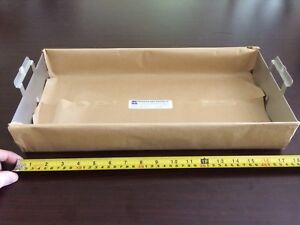 Pelton Crane Autoclave Tray Large Stainless new Never Used