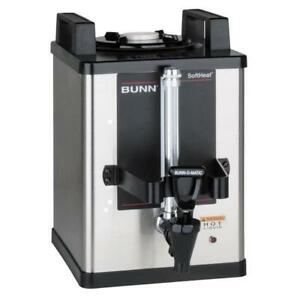 Bunn 27850 0046 Soft Heat 1 Gallon Coffee Server Dispenser