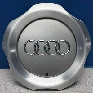 One 03 04 05 Audi Allroad 58765 Original 17 5 Spoke Wheel Center Cap New