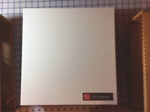 Altronix Altv1224dc Power Supply 8 Outputs 12vdc Or 24vdc 4a New In Box